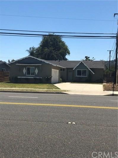 14930 Gale Avenue, Hacienda Heights, CA 91745 - MLS#: IV18155724