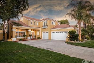 13936 Bradbury Way, Rancho Cucamonga, CA 91739 - MLS#: IV18156365