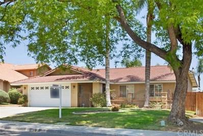 8720 Coyote Bush Road, Riverside, CA 92508 - MLS#: IV18156720