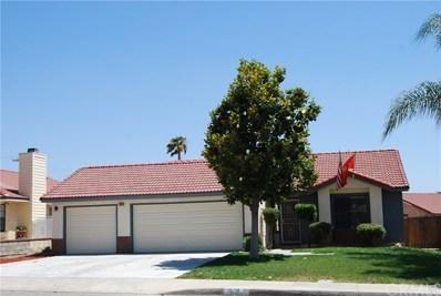 939 W Thornton Avenue, Hemet, CA 92543 - MLS#: IV18157377