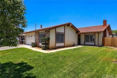 23024 Dracaea Avenue, Moreno Valley, CA 92553 - MLS#: IV18160045