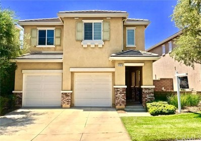 12923 Cobblestone Lane, Moreno Valley, CA 92555 - MLS#: IV18160051