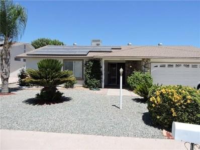 27530 Grosse Point Drive, Menifee, CA 92586 - MLS#: IV18160995