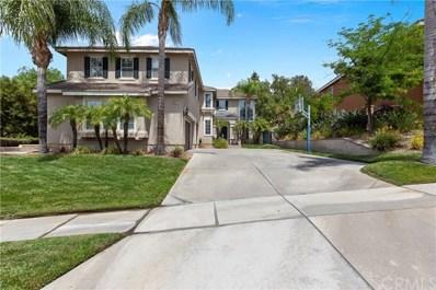 847 Villa Montes Circle, Corona, CA 92879 - MLS#: IV18161638