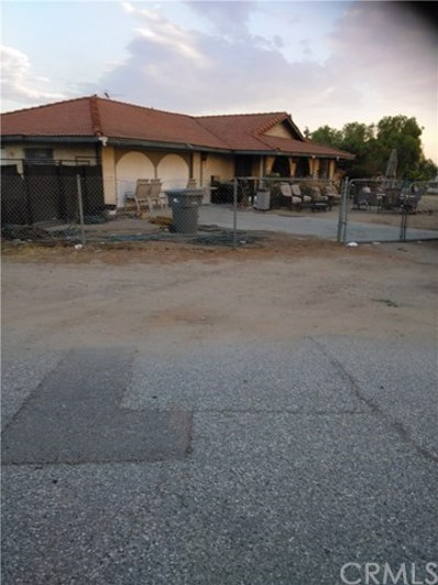 13860 NASON Street, Moreno Valley, CA 92555 - MLS#: IV18162761