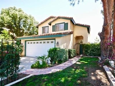 17322 Rosy Sky Circle, Riverside, CA 92503 - MLS#: IV18163034