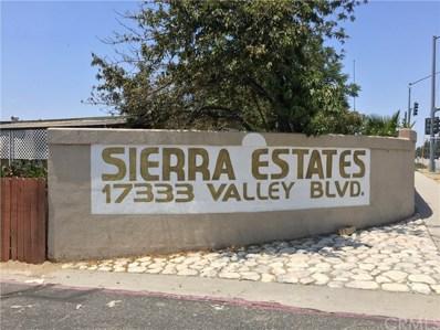 17333 Valley Boulevard UNIT 17, Fontana, CA 92335 - MLS#: IV18164349