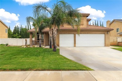 1726 W Evergreen Street, Rialto, CA 92377 - MLS#: IV18167917