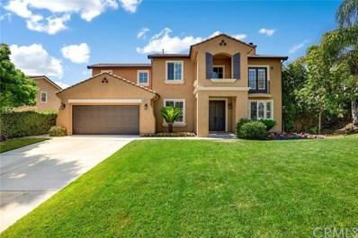 1702 Paseo Vista Street, Corona, CA 92881 - MLS#: IV18168839