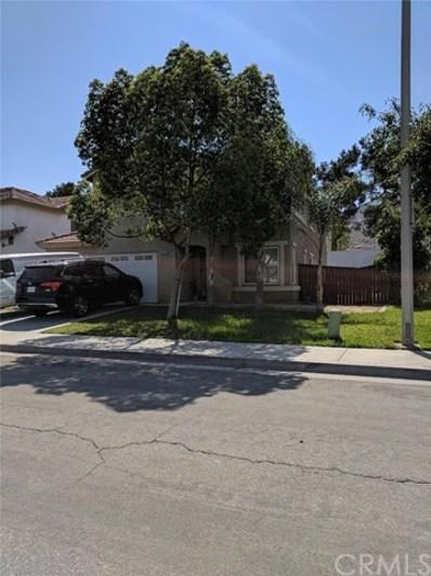 16220 Via Ultimo, Moreno Valley, CA 92551 - MLS#: IV18171904
