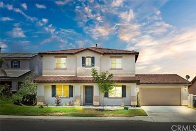 1489 Lynden Trails Drive, San Jacinto, CA 92582 - MLS#: IV18173117