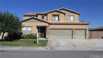 5391 N Valles Drive, San Bernardino, CA 92407 - MLS#: IV18174057