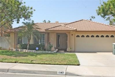 1147 Dover Drive, San Bernardino, CA 92407 - MLS#: IV18174383