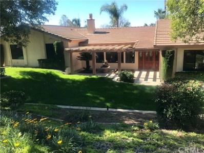 16685 Bonanza Drive, Riverside, CA 92504 - MLS#: IV18174996