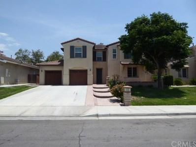 14758 Shady Valley Way, Moreno Valley, CA 92555 - MLS#: IV18175078