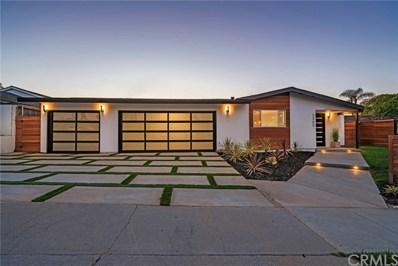 2305 Redlands Drive, Newport Beach, CA 92660 - MLS#: IV18175556