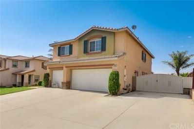 19858 San Luis Rey Lane, Riverside, CA 92508 - MLS#: IV18176754