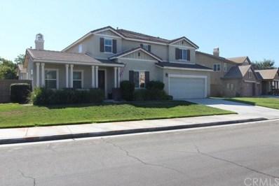 13735 Hill Grove Street, Eastvale, CA 92880 - MLS#: IV18180731