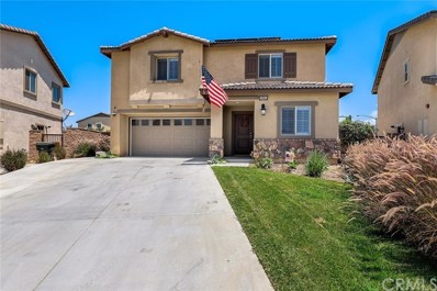 16862 Sunbird Way, Fontana, CA 92336 - MLS#: IV18181639