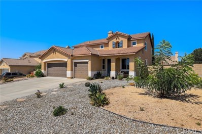 12561 Twinberry Drive, Moreno Valley, CA 92555 - MLS#: IV18182195
