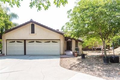 1527 Kiowa Crest Drive, Diamond Bar, CA 91765 - MLS#: IV18183303
