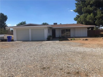 19828 Red Feather Road, Apple Valley, CA 92307 - MLS#: IV18183788