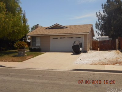 22705 Radnor Lane, Moreno Valley, CA 92557 - MLS#: IV18184067