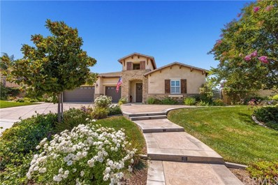8020 Citricado Lane, Riverside, CA 92508 - MLS#: IV18185329