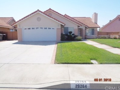 29264 Cool Creek Drive, Menifee, CA 92586 - MLS#: IV18186724