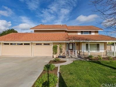2339 Engel Drive, Riverside, CA 92506 - MLS#: IV18187247