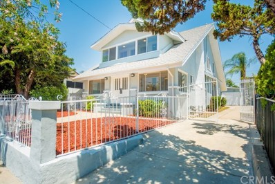 252 Branch Street, Highland Park, CA 90042 - MLS#: IV18187872