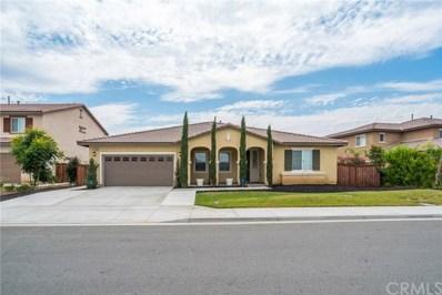 13828 Darwin Drive, Moreno Valley, CA 92555 - MLS#: IV18187891