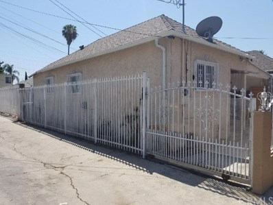 219 E 52 Street, Los Angeles, CA 90011 - MLS#: IV18188580