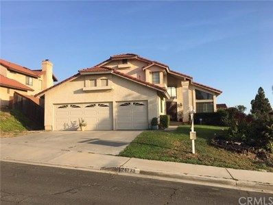 24773 Plumtree Court, Moreno Valley, CA 92557 - MLS#: IV18188624