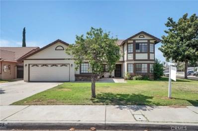 605 Tullock Street, Bloomington, CA 92316 - MLS#: IV18190586
