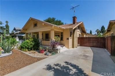 3601 Linwood Place, Riverside, CA 92506 - MLS#: IV18190781
