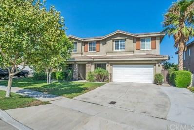 6921 Fraser Fir Drive, Fontana, CA 92336 - MLS#: IV18190823