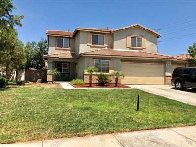 782 Abelia Lane, Perris, CA 92571 - MLS#: IV18190881