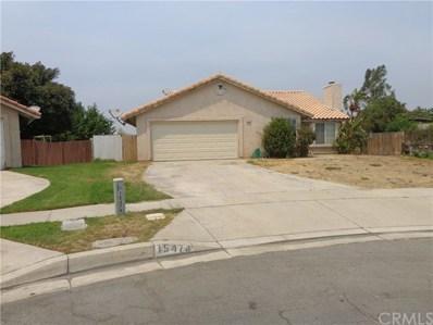 15474 Mallory Drive, Fontana, CA 92335 - MLS#: IV18191438
