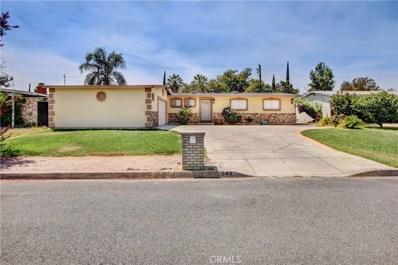 540 N Clifford Avenue, Rialto, CA 92376 - MLS#: IV18192028