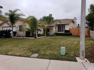 16039 Geranium Court, Moreno Valley, CA 92551 - MLS#: IV18194041