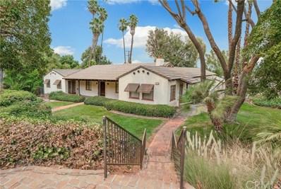 2849 Ivy Street, Riverside, CA 92506 - MLS#: IV18197098
