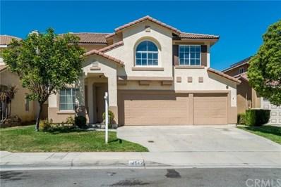 14542 Saddlepeak Drive, Fontana, CA 92336 - MLS#: IV18197536