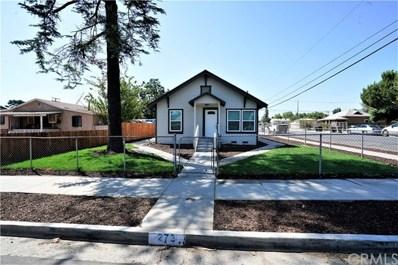 273 W 5th Street, Perris, CA 92570 - MLS#: IV18198112