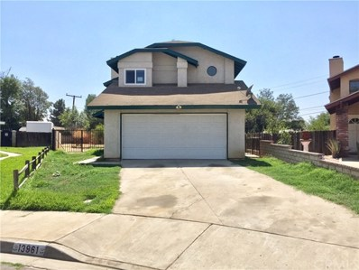 13961 Elmwood Court, Moreno Valley, CA 92553 - MLS#: IV18198477