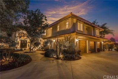 1923 Middle Creek Road, Riverside, CA 92506 - MLS#: IV18198809