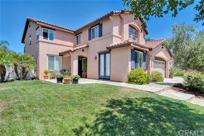10219 Via Pescadero, Moreno Valley, CA 92557 - MLS#: IV18199567