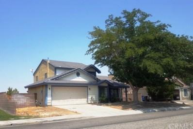 1621 W Newgrove Street, Lancaster, CA 93534 - MLS#: IV18200865