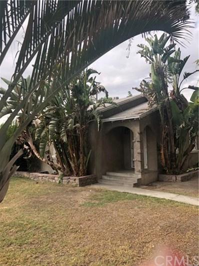 1336 Blackstone Avenue, San Bernardino, CA 92411 - MLS#: IV18201597
