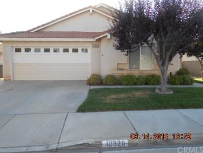 10320 Bel Air Drive, Cherry Valley, CA 92223 - MLS#: IV18201794